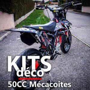Kits déco 50cc