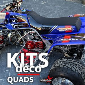 Kit déco quad