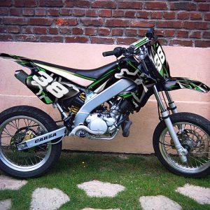 Kit déco Peugeot XPS\u002704 « Racing »